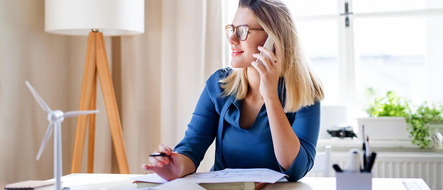 Caring Heart Counseling - Blog - 10 Tips for Working from Home During COVID-19 (1)